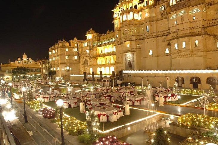 Cost of a destination wedding in Udaipur